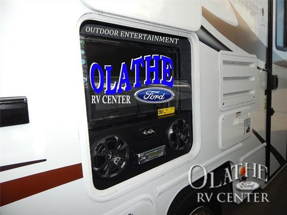 Nice Class C RV from Olathe Ford RV.