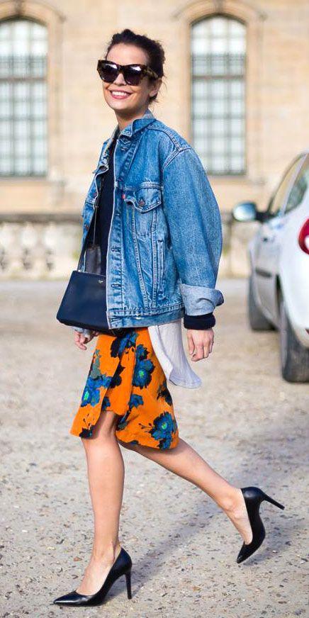 Jaqueta jeans é hit no guarda-roupa de inverno e Gloria Kalil ajuda a desvendar os usos não óbvios da peça | Chic - Gloria Kalil: Moda, Beleza, Cultura e Comportamento: