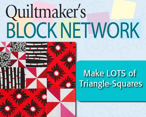 Make LOTS of Triangle-Squares