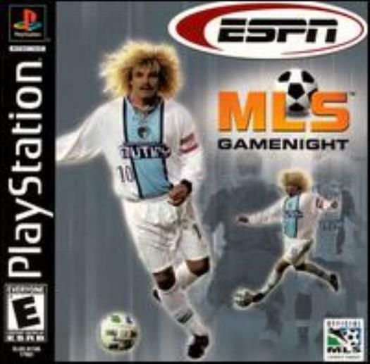 Details About Espn Mls Gamenight Ps1 Ps2 Playstation Sports Major