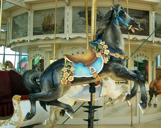 Carousel Center Carousel  PTC Outside Row Jumper