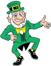 St Patrick Day foot race, March 10th