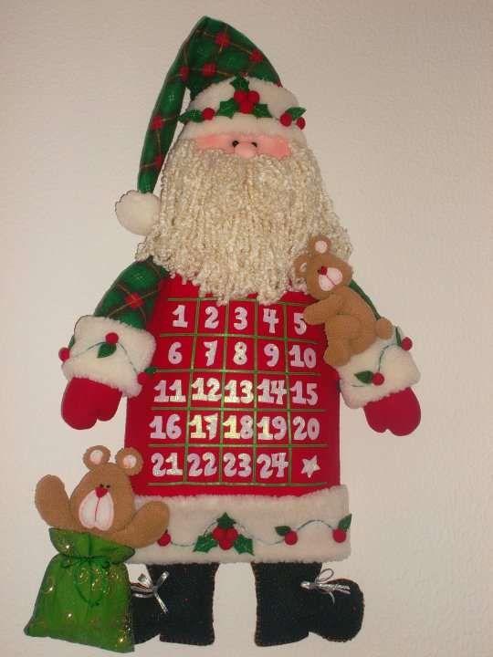 Cursos y venta de muñecos navideños