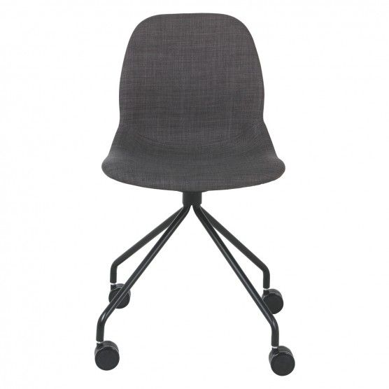 Etta Blue Velvet Office Chair Upholstered Office Chair Buy Chair Office Chair