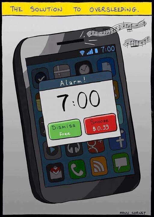 This alarm would save me from everything everytime