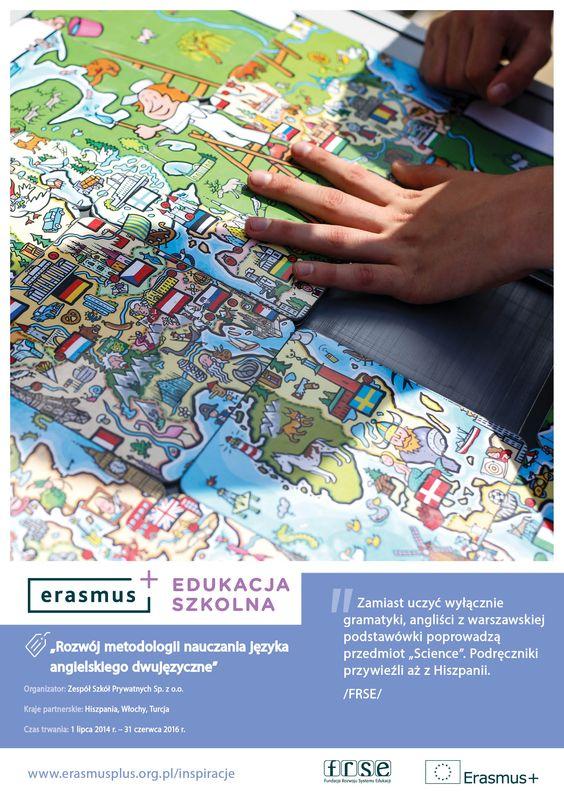 Erasmus+ Edukacja szkolna | Akcja 1 Mobilność kadry edukacji szkolnej