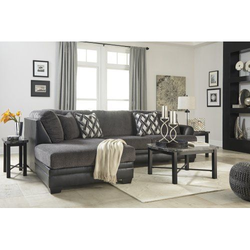 32202s1 In By Ashley Furniture In Appleton Wi Kumasi 2 Piece Sectional With Chaise In 2020 Ashley Furniture Furniture Living Room Furniture Sectionals