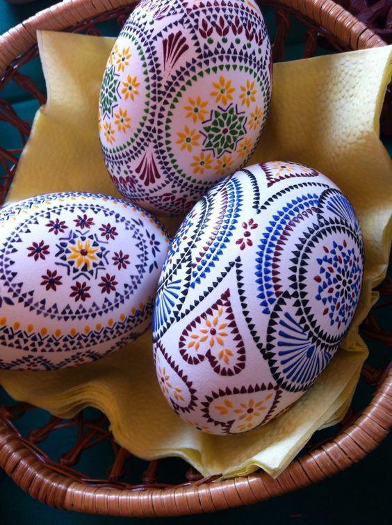 sorbische ostereier sorbian easter eggs oonique easter pinterest eier ostern und ostereier. Black Bedroom Furniture Sets. Home Design Ideas