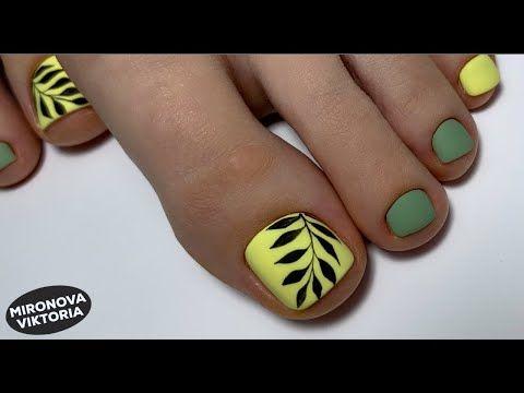 Raczej Byloby Juz Lato Jasny Pedicure Mironova Victoria Youtube Enamel Pins Gemstones Nail Art