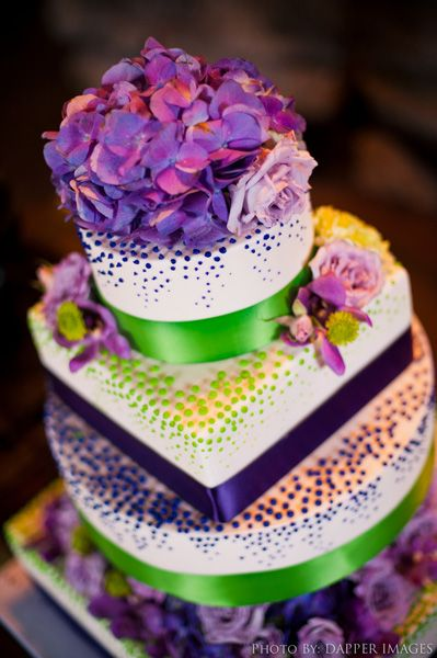 Tiered Wedding Cakes - Cute Cakes | Wedding Cakes and Desserts in San Diego