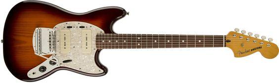 [NAMM] Fender : le retour des Mustang et Duosonic