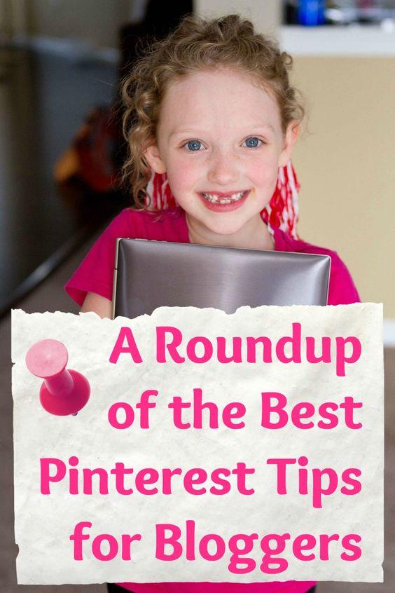 Best Pinterest Tips for Bloggers