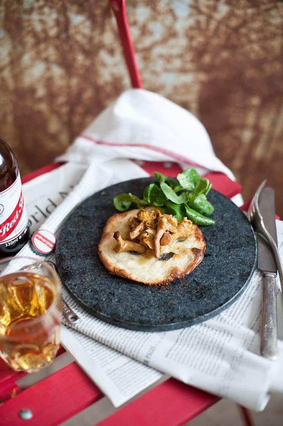 The kitchen finesse: Pizza Bianco