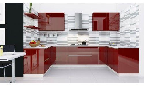 Select Stylish U Shaped Modular Kitchen Designs For Small Kitchens