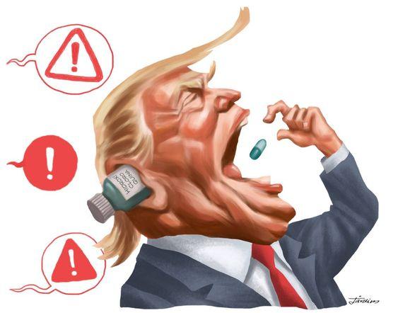 Donald Trump y 'sus pastillas' | El Nuevo Herald