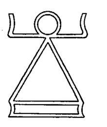 Símbolo de Tanit.