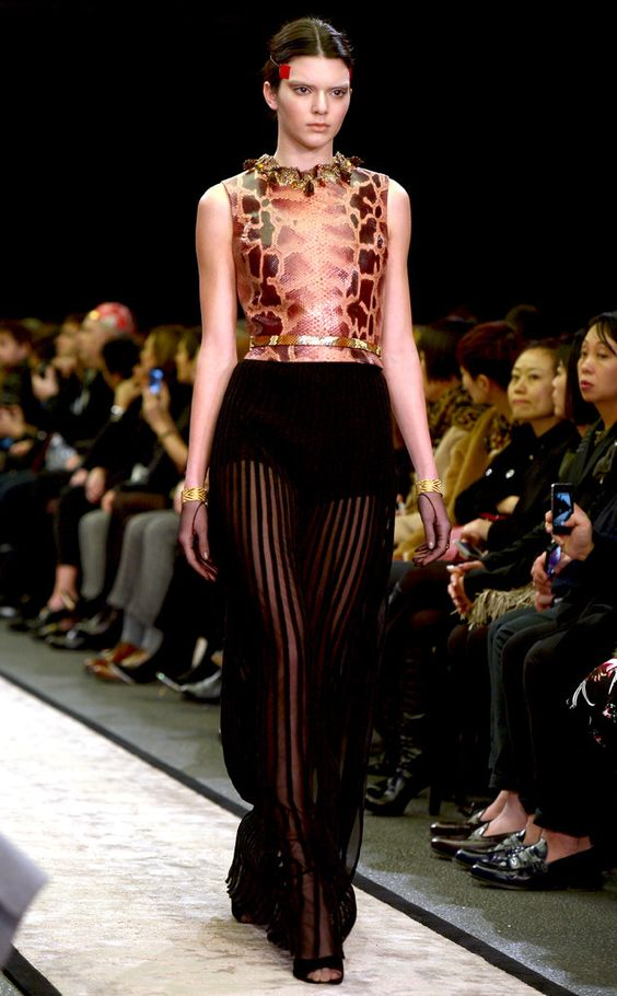 Givenchy Fall 2014 from Desfiles de Kendall Jenner