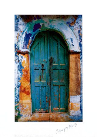 "from Meis Studio - ""Arched Doorway"""