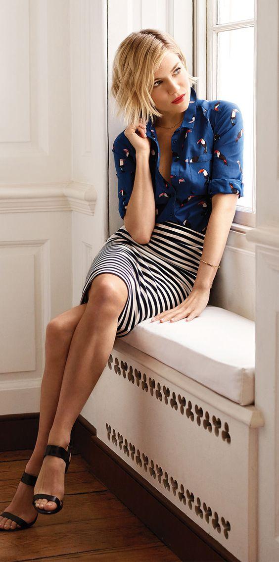 Sienna Miller - Campagne Caroll