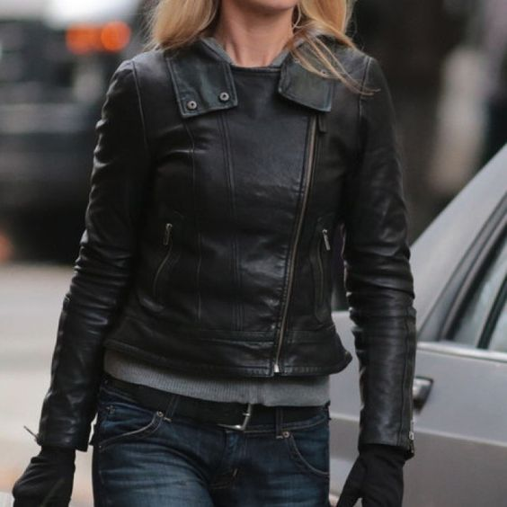 Biker leather jacket sydney