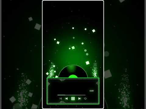 Avee Player Templates Youtube Background Images Free Download Green Background Video Free Video Background