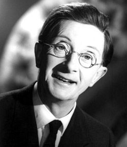 George Frederick Joffre Hartree (30 November 1914 – 27 October 1988), known as Charles Hawtrey, was an English comedy actor and musician.
