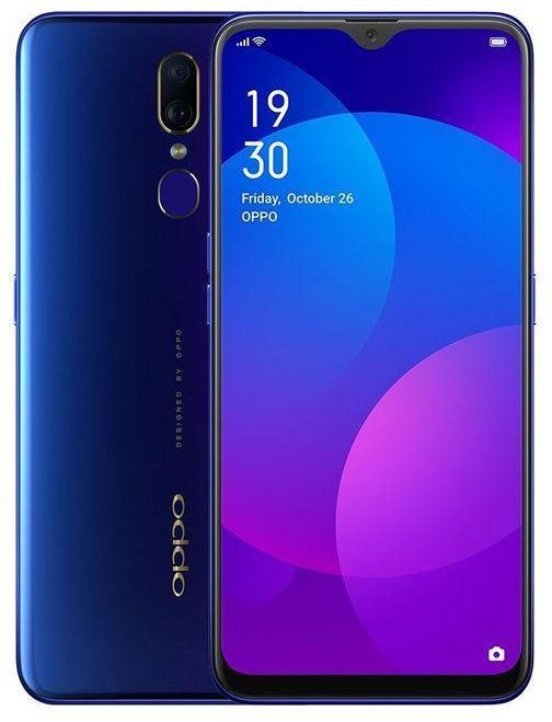 Oppo F11 6 53 Inch 64gb 6g Mobile Phone Fluorite Purple Mobile Phone 64gb Phone