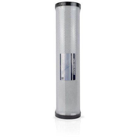 Apex RF-1004 High Flow Carbon Block Cartridge, 20 inch x 4.5 inch