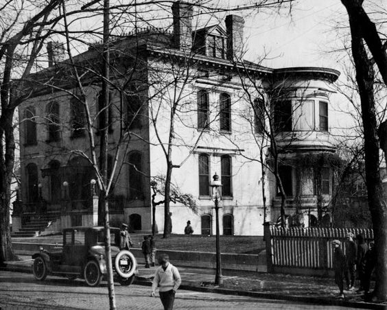 The Lemp Mansion, 3322 South 13th Street, has a storied past. William J. Lemp Sr. committed suicide in the master bedroom on Feb. 13, 1904. Lemp had never gotten over the 1901 death of his son Frederick from a heart ailment. William Lemp Jr. took over the family business, Lemp Brewery, and turned the house into the company's headquarters. Prohibition forced the brewery to close in 1920, and in June 1922 Lemp Jr. announced he would sell the property. On Dec. 29, 1922, he committed suicide in…
