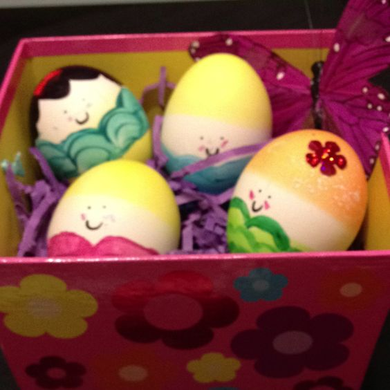 Thanks for the cute Easter egg idea! I <3 them