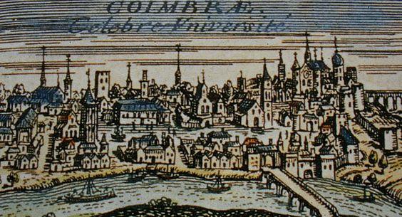Coimbra - Iconografia, plantas, cartas e mapas - SkyscraperCity