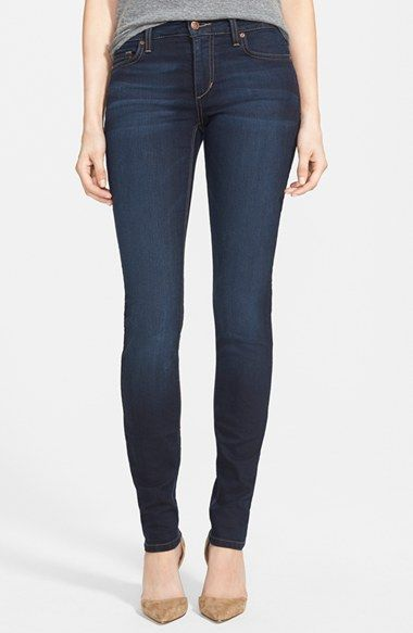 Joe's+'Flawless'+Curvy+Skinny+Jeans+(Ilse)+available+at+#Nordstrom