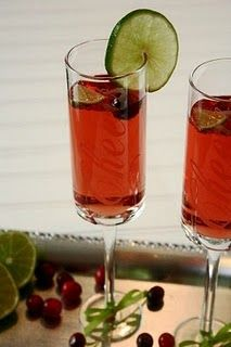 non alcoholic drink mix ideas