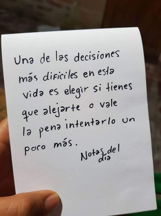 ===Notas escritas, sentimientos perdidos=== D671672315ca8fc483c54076b64dd1f4