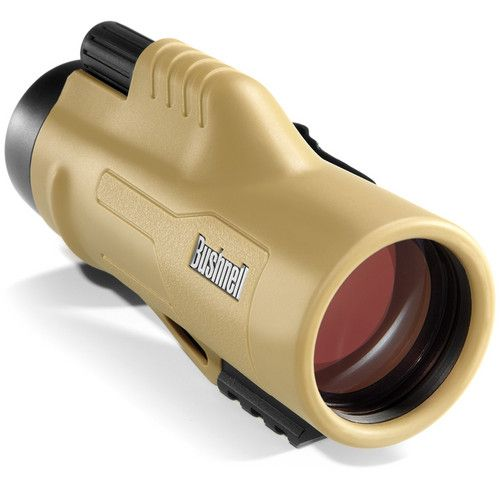 Bushnell 10x42 Legend Ultra Hd Tactical Monocular Tan Monoculars Bushnell Night Vision Monocular