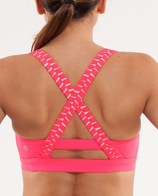 I could never spend this much on a sports bra but I love it