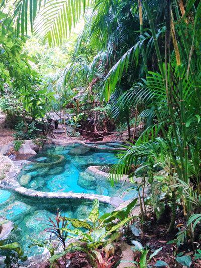 3 days in krabi - hot springs