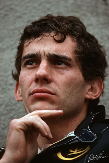 Best of The Cahier Archive: Ayrton Senna