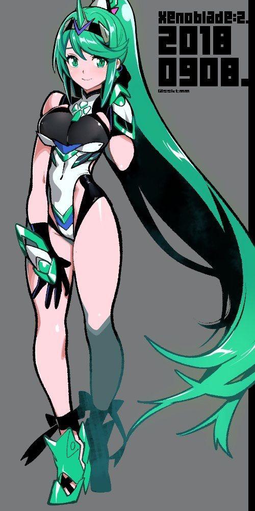 xenoblade おしゃれまとめの人気アイデア pinterest chiaki best girl キャラクタースケッチ イラスト ゼノブレイド