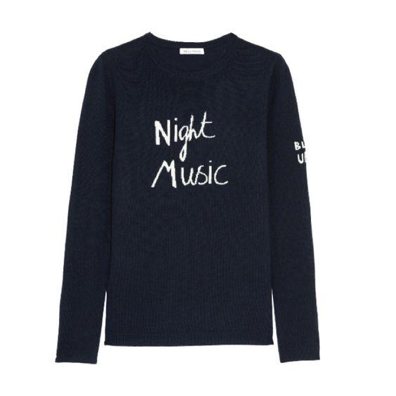 SHOP IT ➡️Sweater by Bella Freud ⚡️ #sweater #bellafreud https://www.theshopally.com/celinefloat/20160125/shop-it-sweater-by-bella-freud-sweater-bellafreud