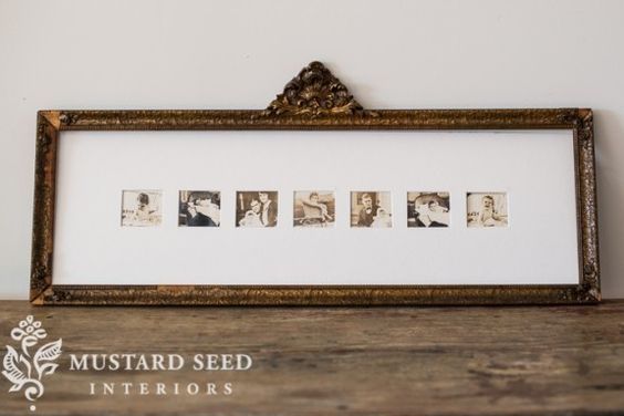 keeping history - Miss Mustard Seed