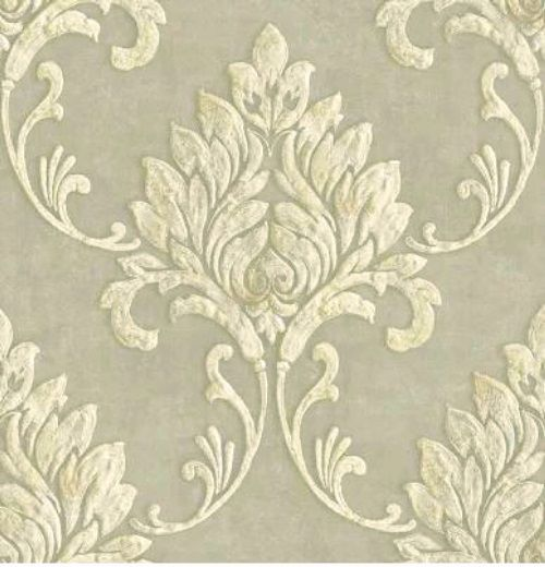 Gw1012 Grace Gardenia Cream Metallic Gold Damask Peel Stick Wallpaper Damask Wallpaper Graphic Wallpaper Wallpaper Roll