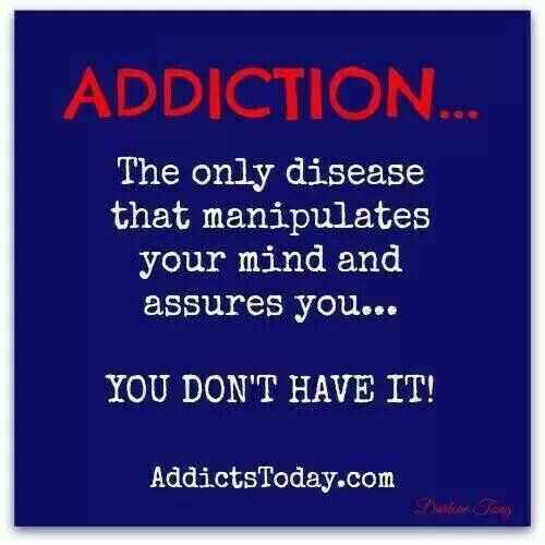 Don't believe everything your brain tells you… Use your mind to question all thoughts. #addiction #recovery #sobriety