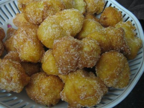 Sonhos ( beignet portugais ), Recette de Sonhos ( beignet portugais ) par Ofelaye c. - Food Reporter