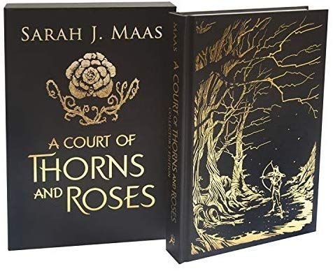 A Court Of Thorns And Roses Collector S Edition With Images