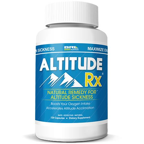Altitude Rx® - Altitude Sickness Remedy