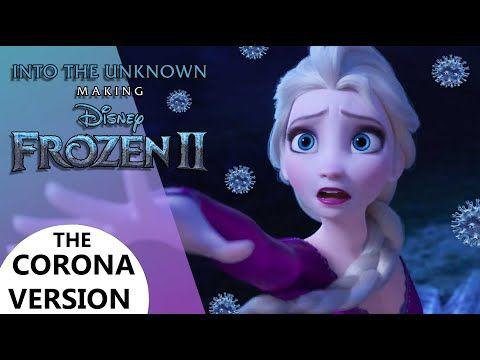 Frozen 2 The Corona Version Youtube Really Funny Memes Really Funny Funny Gif