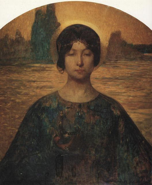 Le Prince Lointain: Lucien-Victor Guirand de Scevola (1871-1950), La l...
