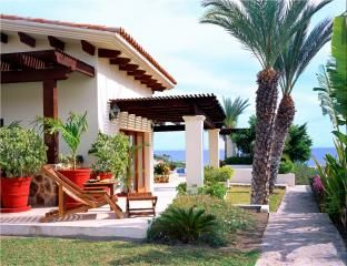 Cabo San Lucas Cabo del Sol Resort Beach Villa for Rent - Casa de Playa - Villa Rentals,