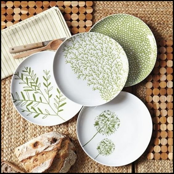 45 Pottery Painting Ideas and Designs